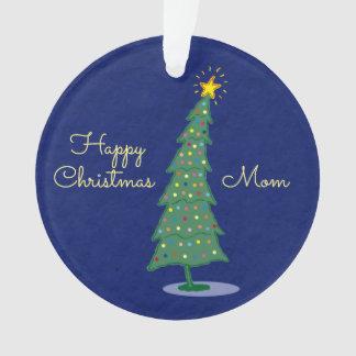 Ornamento Feliz Navidad oh! Árvore de Natal