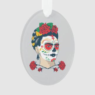 Ornamento Frida Kahlo | EL Día de los Muertos