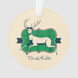 Ornamento Frida Kahlo | os cervos feridos