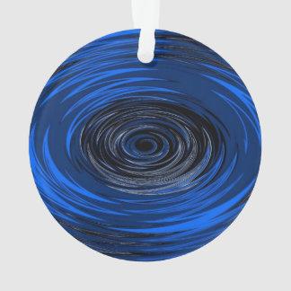 Ornamento Furacão azul