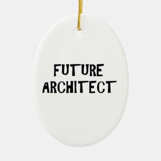 Ornamento futuro do arquiteto