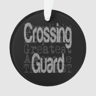 Ornamento Guarda de cruzamento Extraordinaire