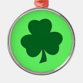Ornamento irlandês do trevo