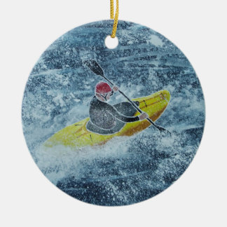 Ornamento Kayaking