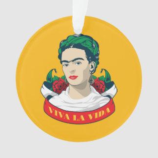 Ornamento La Vida de Frida Kahlo | Viva
