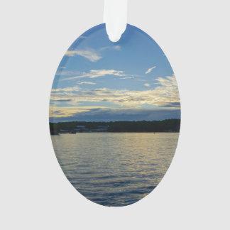 Ornamento Lago azul sunset de Ozarks