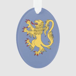 Ornamento Leão desenfreado