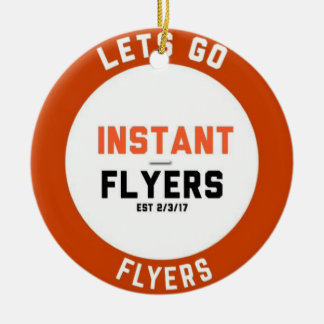 Ornamento liso do círculo de Instant_Flyers