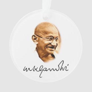 Ornamento Mahatma Gandhi