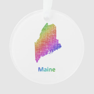 Ornamento Maine