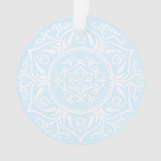 Ornamento Mandala ártica