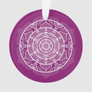 Ornamento Mandala da dália