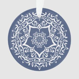 Ornamento Mandala da noite