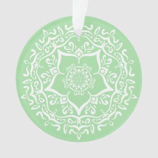 Ornamento Mandala de Seafoam
