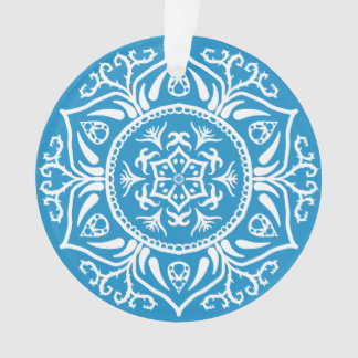 Ornamento Mandala do Bluebird