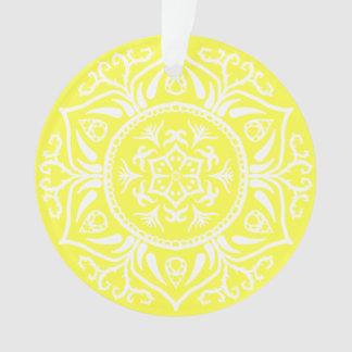 Ornamento Mandala do limão