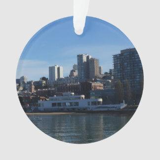 Ornamento marítimo do museu de San Francisco
