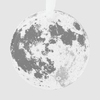 Ornamento Natal da lua