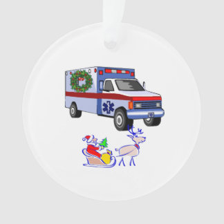 Ornamento Natal do EMS