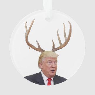 Ornamento Natal do trunfo: Sr. presidente dos cervos