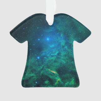 Ornamento Nebulosa flamejante da estrela