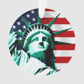 Ornamento New York (NY) EUA - A estátua da liberdade