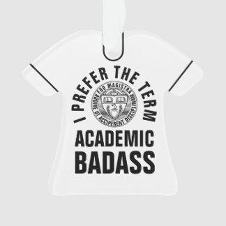 Ornamento O presente para o professor/professor Académico
