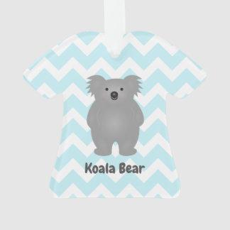 Ornamento O urso de Koala bonito do bebê de Austrália