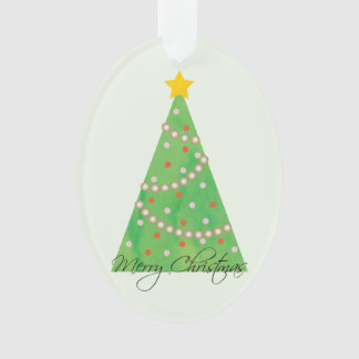 Ornamento Oh árvore de Natal