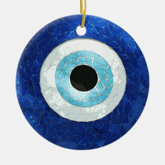 "Ornamento ""Olho grego"""