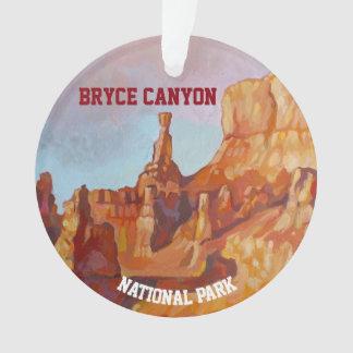 Ornamento Parque nacional da garganta de Bryce, Utá