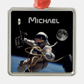 Ornamento pessoal da caminhada do espaço do