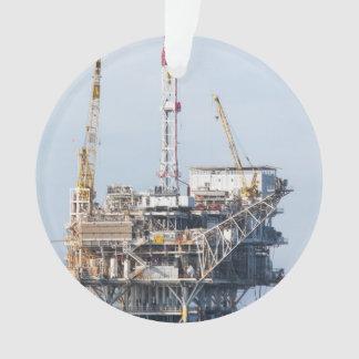 Ornamento Plataforma petrolífera