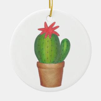 Ornamento Potted do jardim da planta da flor verde