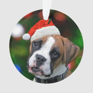 Ornamento Pugilista do Natal