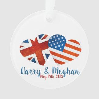 Ornamento Quando Harry encontrou Meghan