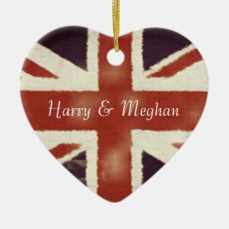 Ornamento real 19 de maio de Harry & de casamento