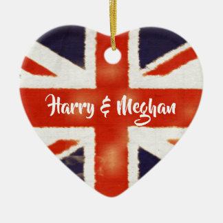 Ornamento real da lembrança de Harry e de