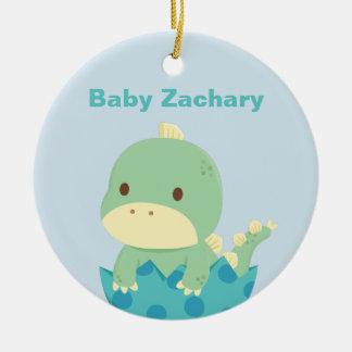 Ornamento recém-nascido recentemente chocado