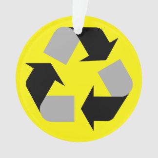 Ornamento Reciclar