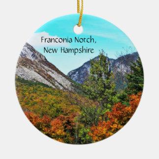 Ornamento redondo do entalhe de Franconia