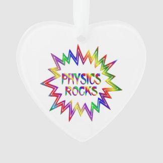 Ornamento Rochas da física