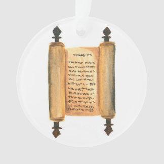 Ornamento Rolo da árvore de Jesse do advento
