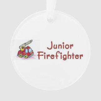 Ornamento Sapador-bombeiro júnior