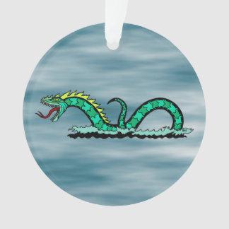 Ornamento Serpente de mar