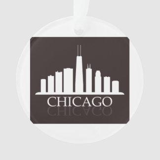 Ornamento skyline de Chicago