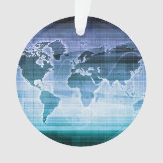 Ornamento Soluções globais da tecnologia