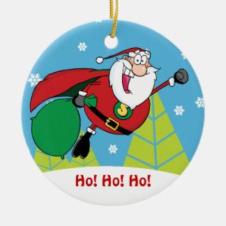 Ornamento super de Papai Noel