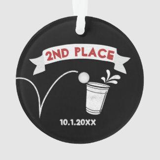 Ornamento Tipografia do giz do LUGAR | do competiam de Pong