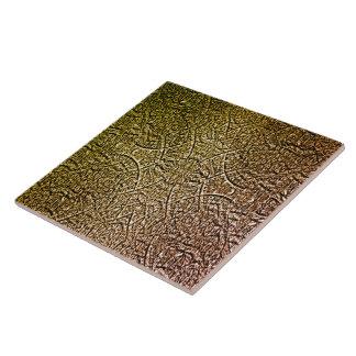 Ornamento transversal azulejo quadrado grande